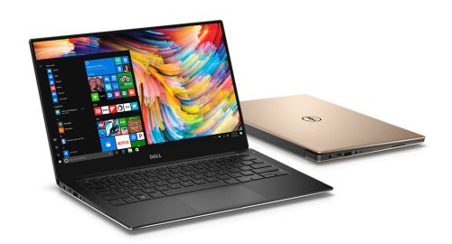 Two Dell XPS 13 Laptops