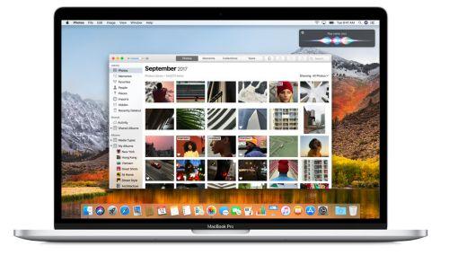 Silver MacBook Pro